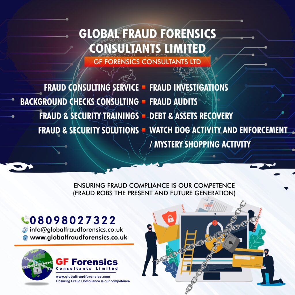 Fraud Consulting Solutions