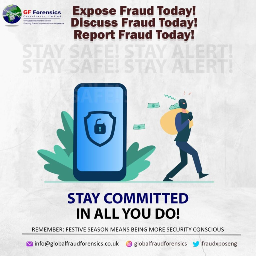Expose Fraud